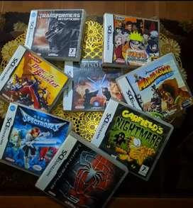 Juegos para le Nintendo DS