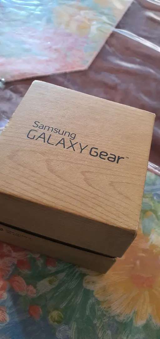 Samsung gear con cámara 0