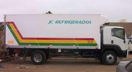 SERVICIO DE TRANSPORTE DE CARGA REFRIGERADA