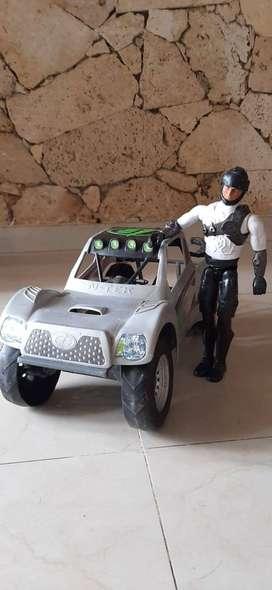 Carro Max Steel