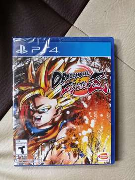 Dragon Ball Z Fighters PS4