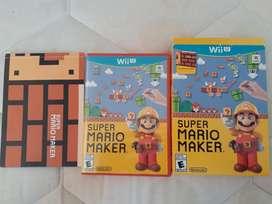 Super Mario Maker para Wiiu