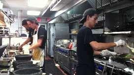 Ayudante de Cocina para Sangucheria
