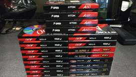 20 cassettes TDK