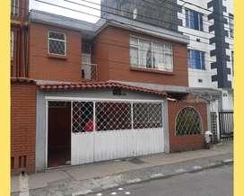 CASA EN VENTA FAMILIAR CERCA barrio Galán  2 pisos Directamente Vendo