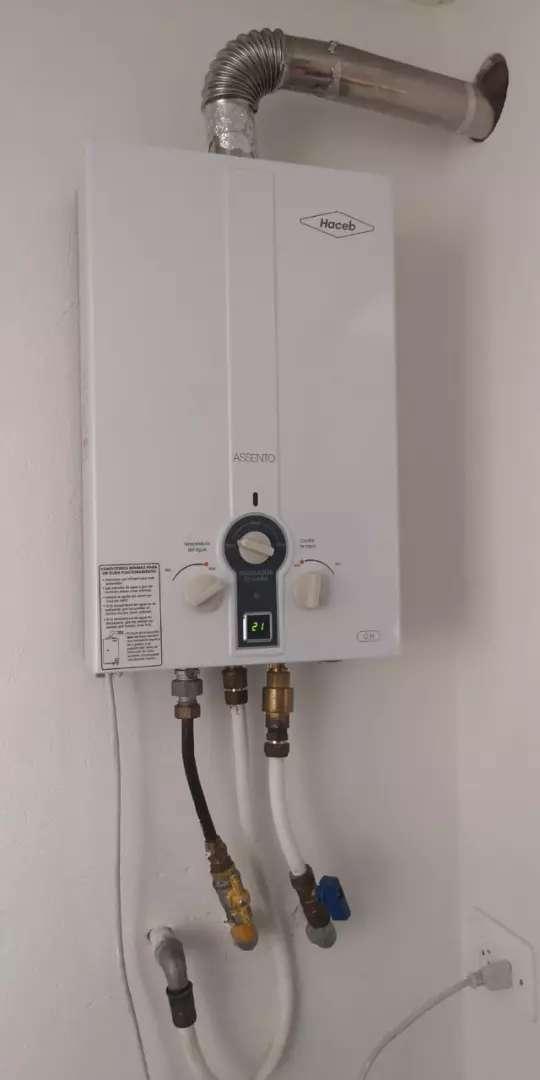 Tienes problemas con su tubería, Calentador s gas o eléctrico? 0