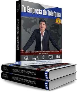 Libro Tu Empresa de Telefonía en tu Hogar u Oficina