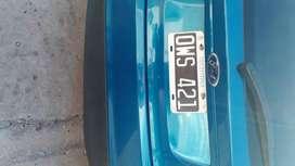 Fiesta SE modelo 2015