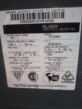 Heladera Electrolux No frost