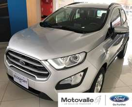 Ford Ecosport SE 4X2