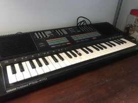 Teclado Yamaha PortaSound PSS-470