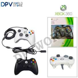 Control usb Xbox 360 Para Pc Alambrico Factura