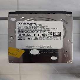 "DISCO DURO SATA TOSHIBA 500 GB 2.5"" PULGADAS PS3 PLAY 3 PLAYSTATION 3 PS4 PLAY 4 PLAYSTATION 4 XBOX 360 XBOX ONE"