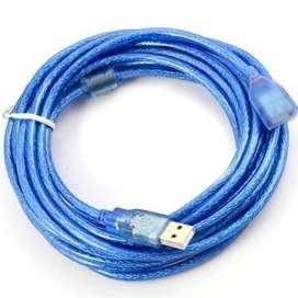 Cable Carga Control Ps4, Cel Y Muchos Mas Reforzado 3mts