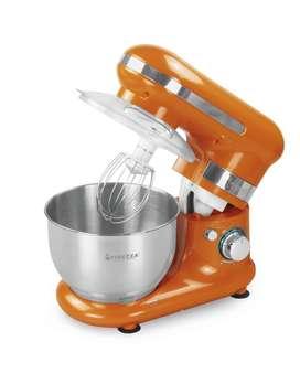 Batidora Semi-Industrial Finezza FZ- 6812B de 4 litros - Naranja Electrodomesticos jared