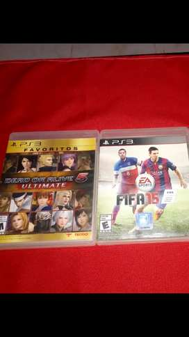 Juegos play 3