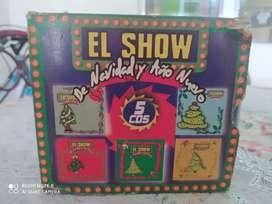 CDs originales Show de fin de año