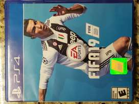 FIFA 19 PS4 Fisico impecable