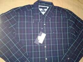 Camisa Tommy Hilfiger (T:L)