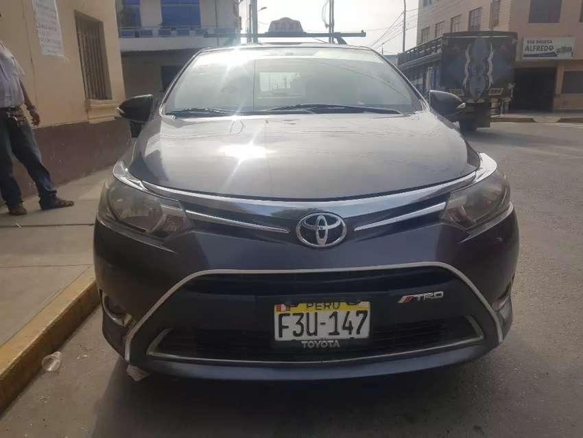 Toyota yaris 2014 0