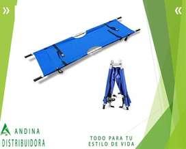 Camilla Plegable De Primeros Auxilios Portatil Aluminio
