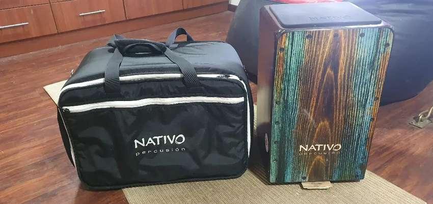 Cajón peruano Nativo 0