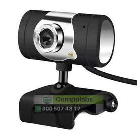 ➡️ CAMARA WEB PARA PC ⬅️ Videollamadas - clases virtuales - zoom