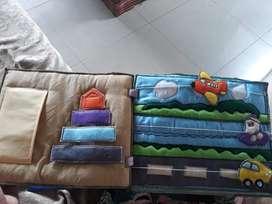 Libros sensoriales y de texturas para niños