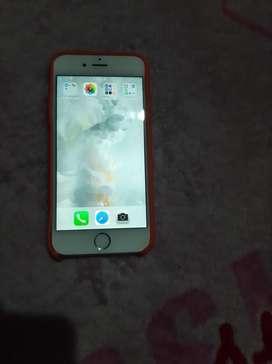 Venta de iphone 6 s color gris, 128 gb en excelente estado. Para entrega inmediata con cargador!