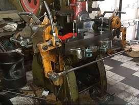 Alimentador de balancin/prensa,  mecanico 150mm-doble traccion