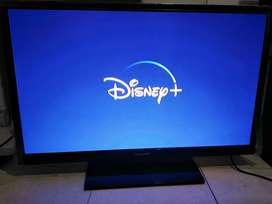 Televisor de 47 Samsung usado en buen estado