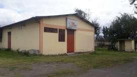Vendo Galpòn /Bodega / Faenadora, La Calera, Latacunga