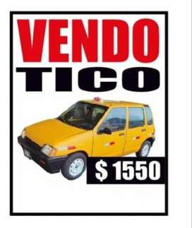 VENDO CARRO TICO , LIQUIDACION