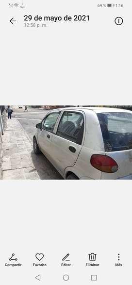 Se vende auto daewoo matiz del 2001