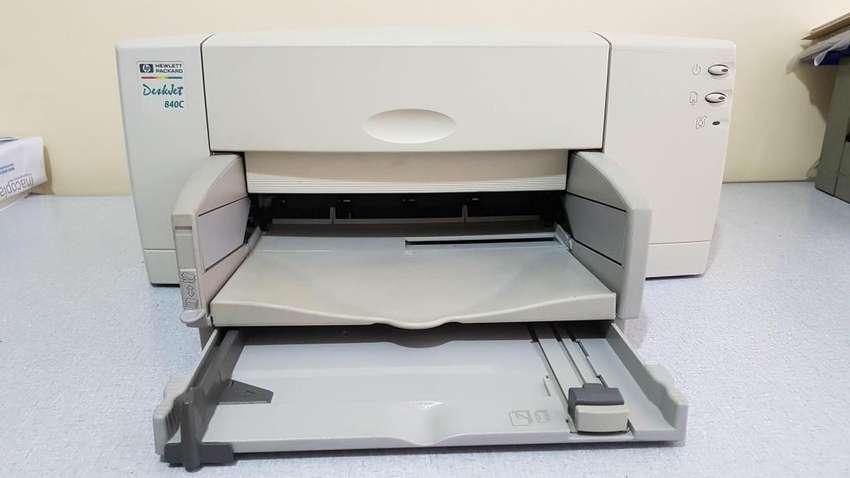 Impresora HP Deskjet 840C 0