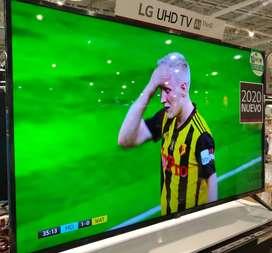 vendo TV LG NUEVO 55 pulgadas 4k Smart TV