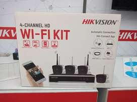 Cámaras Hikvision WIFI