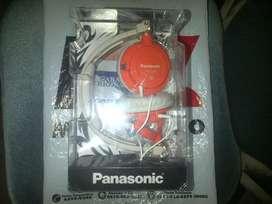 Auriculares Panasonic NUEVOS Ideal para DJ!!!