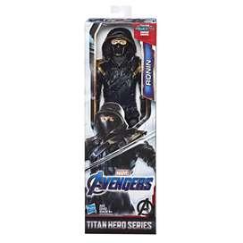 Muñecos de Acción original los vengadores Marvel Hasbro  Avengers. Titan Hero Avengers Marvel 30 cm Posee 5 puntos
