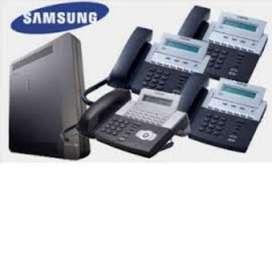 Centrales Telefónicas Samsung Officeserv