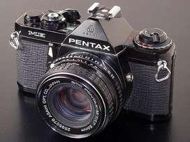 Combo Fotográfico Pentax