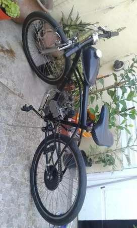 Bici moto nueva..