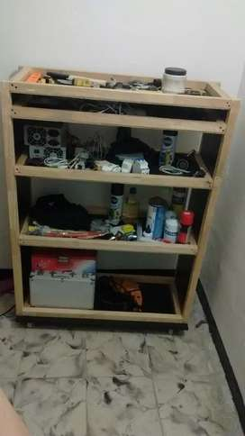 Mueble para herramientas (No incluye herramientas)