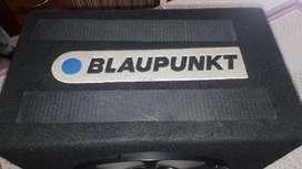 VENDO equipo para audio BLAUPUNKT