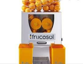 Exprimidor de naranja  frucosol industrial  español