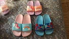 Sandalias de unicornio para niñas