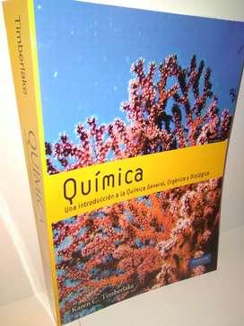 Quimica  - Karen Timerlake 10ma edicion