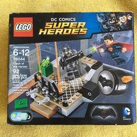 Lego 76044 superman para coleccionistas