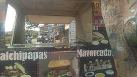 Vendo espectacular food truck