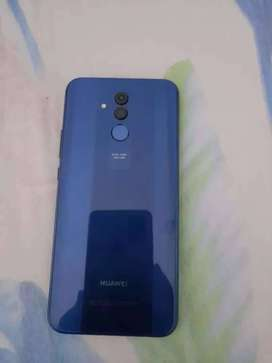 Celular Huawei Mate20 Lite 64gb Azul Zafiro como nuevo!+ 4 Carcasas